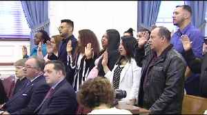 VIDEO Berks County home to new American citizens [Video]