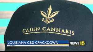 CBD Business Owners Unfazed by State's Recent Crackdowns [Video]