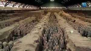 Scientists Reveal Secret Behind Preservation Of Terracotta Army Weapons [Video]