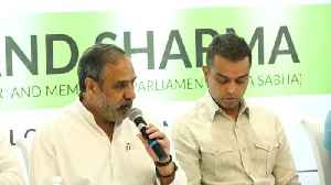 Lok Sabha 2019 : Congress Leader Anand Sharma says  Modi govt. is in departure lounge  Oneindia News [Video]