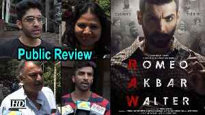 Public Review | RAW | John Abraham starrer espionage drama [Video]