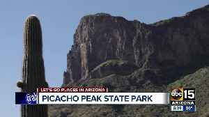 History and desert beauty on display at Picacho Peak State Park [Video]
