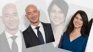 MacKenzie Bezos Keeps 25% Of Amazon And Gives Jeff Her Interests In Washington Post And Blue Origin [Video]