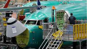Boeing: There's A New, 'Relatively Minor' Software Problem With 737 MAX [Video]