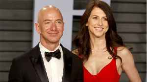 Jeff Bezos' Ex-Wife Cedes Control of Amazon In Divorce Deal [Video]