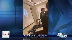Third UA student cited following on-campus confrontation with Border Patrol [Video]