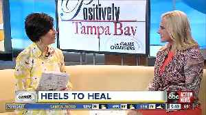 Positively Tampa Bay: Heels to Heal [Video]