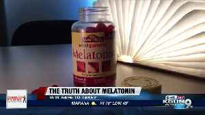 Consumer Reports: Melatonin may not be as safe as you think [Video]