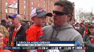Fans optimistic for Orioles season [Video]