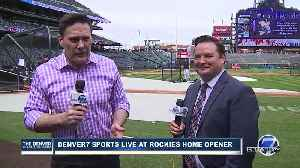 Denver7 Sports talks Rockies home opener ahead of first game vs. Dodgers [Video]