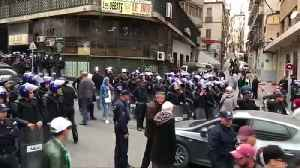 Algeria protesters return to the streets as spy boss reported sacked [Video]
