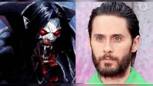 Jared Leto Shows Off Moody 'Morbius' In First Official Look At Spider-Man Spinoff [Video]