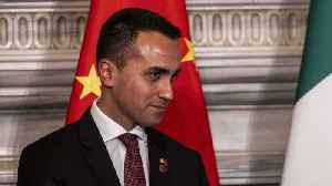 Italian Deputy PM Says Di Maio Says England Should Be Given Time For Brexit [Video]