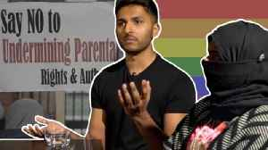 Gay Muslims on LGBT lessons row [Video]