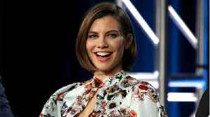 'The Walking Dead's Lauren Cohan 'Not Done' With Maggie [Video]