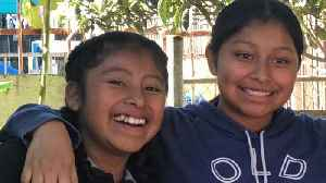 14-Year-Old Killed, Younger Sister Critically Injured After Being Hit by Semi While Walking to School in LA [Video]