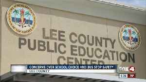 Lee County Parents calling for action on School Choice program [Video]
