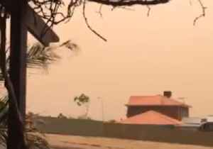 Dust Storm Sweeps Across South Australia [Video]