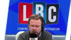 James O'Brien Picks HUGE Hole In Jacob Rees-Mogg's Angry Brexit Tweet [Video]