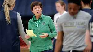 Notre Dame's Muffet McGraw Goes On Epic Rant [Video]