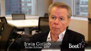 Turf Protection, Not Lack Of Technology, Hinders Addressable TV: WPP's Gotlieb [Video]