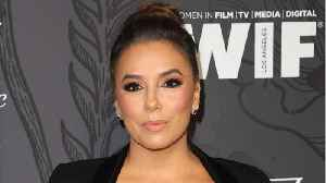 Eva Longoria Losing Baby Weight And 'Dora and the Lost City of Gold' [Video]