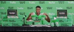 Giannis stars in 'Hulu Sellouts' campaign ad [Video]