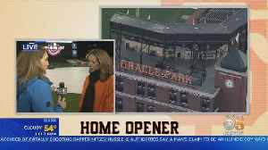 Giants To Hold Home Opener At Oracle Park [Video]