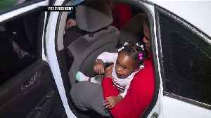 Dad Arrested for Breaking Traffic Laws While Rushing Daughter to Hospital; Nurses Bond Him Out [Video]