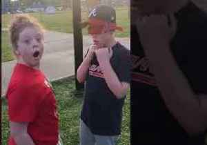 'You Came to See Me!' - Friends With Williams Syndrome Have Surprise Reunion [Video]