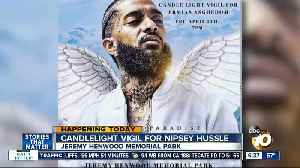Candlelight vigil being held in San Diego for slain rapper [Video]