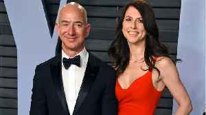 Jeff Bezos' Divorce Could Rank Among The Most Expensive Of All Time [Video]