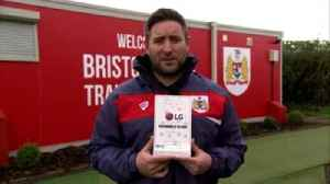 Bristol City win Performance of the Week [Video]