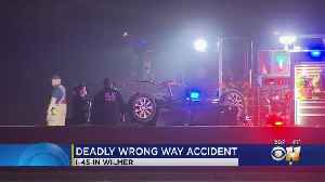 Wrong-Way Driver In ICU After Causing Deadly I-45 Crash [Video]