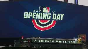 Home Opener For The Chicago White Sox [Video]