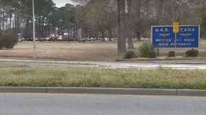 One Wounded, Shooter Dead After Shooting Incident at Virginia Naval Air Station [Video]
