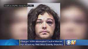 Wise County Sheriff's Deal With 3rd Assault On Deputies In 7 Days [Video]