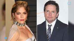 Selma Blair and Michael J. Fox Bond Over Illness [Video]