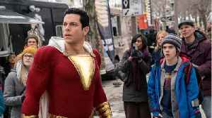 'Shazam!' Certified Fresh on Rotten Tomatoes [Video]