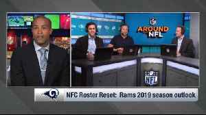 Around The NFL: Are the Los Angeles Rams still among NFC's elite after Super Bowl LIII loss? [Video]