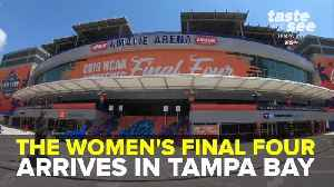 The Women's Final Four arrives in Tampa Bay | Taste and See Tampa Bay [Video]