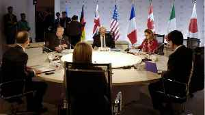 G7 Foreign Minister Warns Against Libyan Offensive [Video]