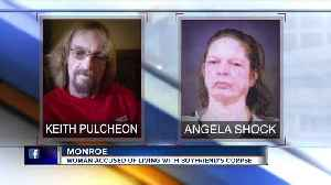 Metro Detroit woman lived with boyfriend's dead body for weeks, police say [Video]