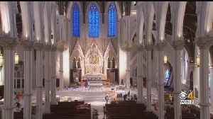 Cathedral Of Holy Cross Ready For Palm Sunday After $26 Million Renovation [Video]