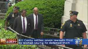 Bill Cosby To Settle Defamation Suits Filed By Seven Women [Video]