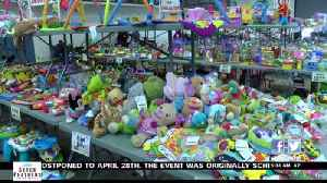 Massive toy and kids spring clothes sale [Video]
