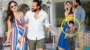 Kareena Kapoor Khan And Saif Ali Khan ADOPT A Baby Boy? [Video]