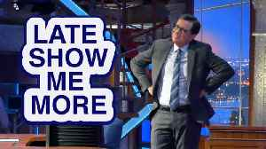 LATE SHOW ME MORE: Fine Just Being Me [Video]
