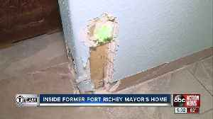 Former Port Richey Mayor's attorneys give crime scene tour to demonstrate his side of events [Video]
