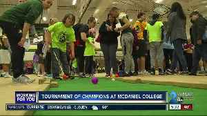 Tournament of Champions Day at McDaniel College [Video]
